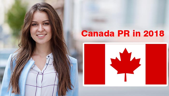 PR Application For Canada